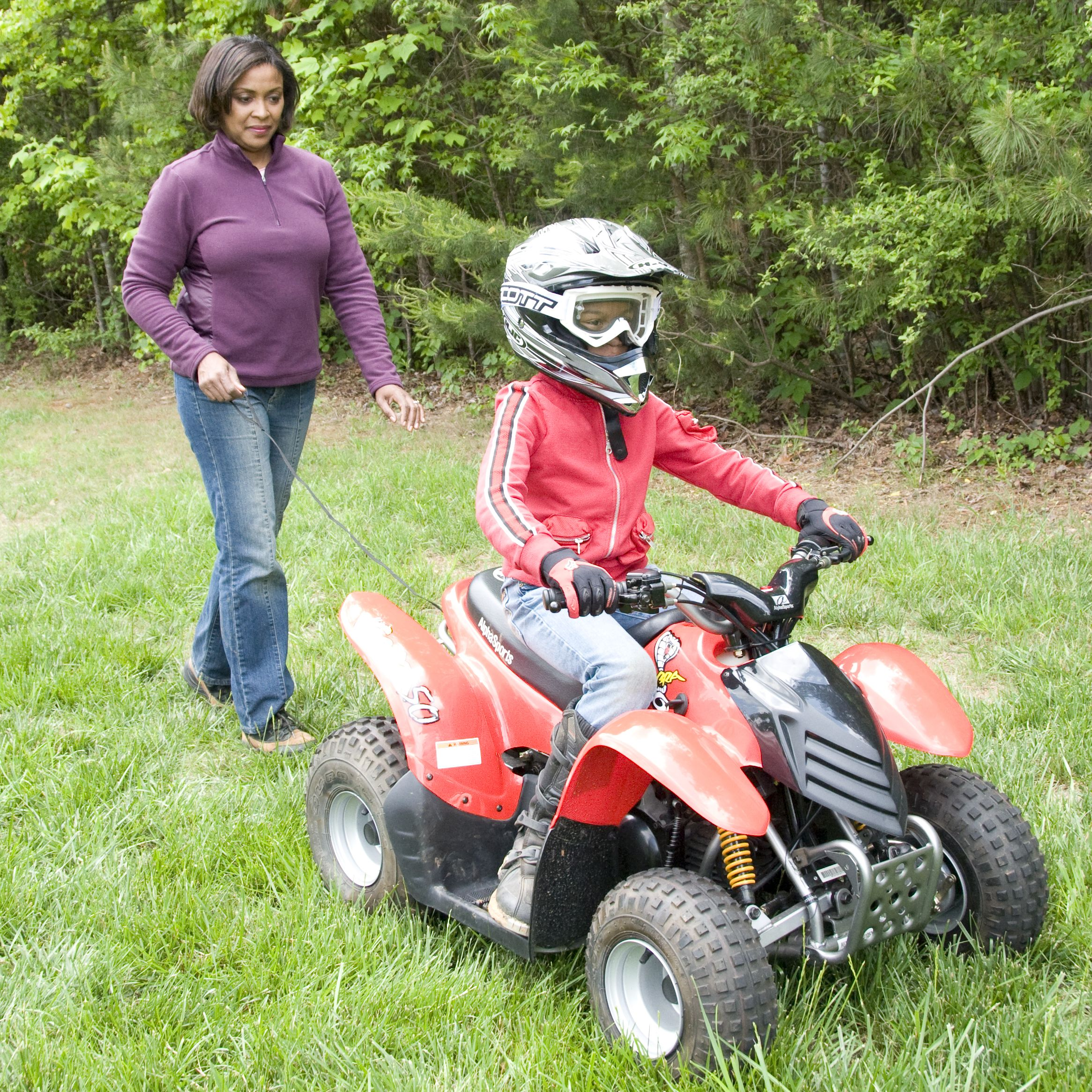 ASI ATV Safety Course - Child